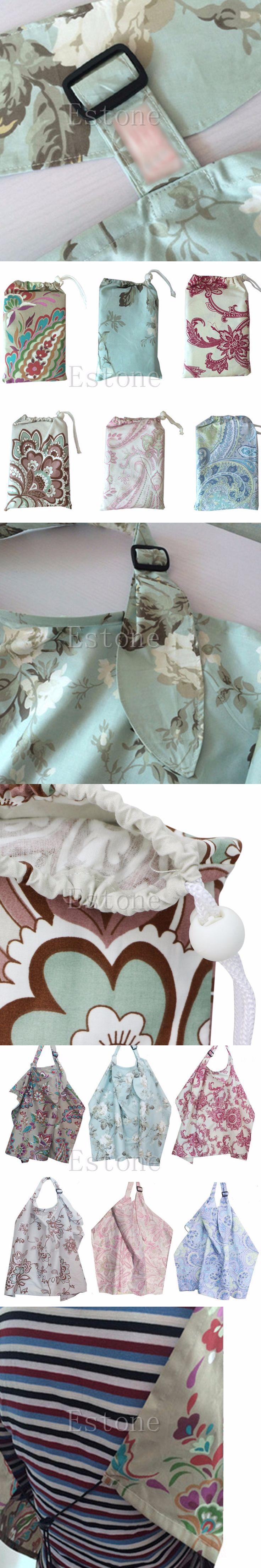 Chic Mum Women Udder Cover Baby Breastfeeding Nursing Cotton Blanket Shawl