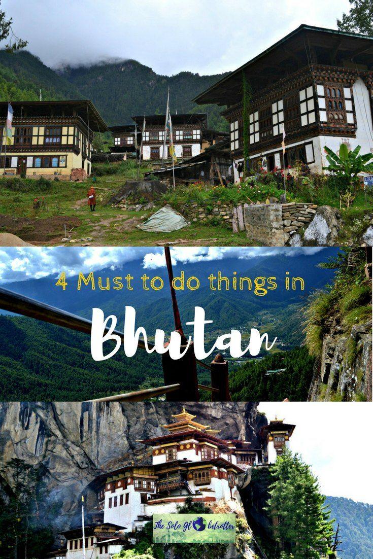 4 things to do in bhutan