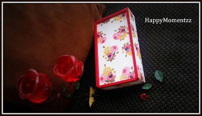 HappyMomentzz crafting by Sharada Dilip: Decoupaged Storage Boxes