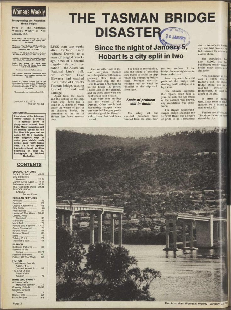 Issue: 22 Jan 1975 - The Australian Women's Wee...
