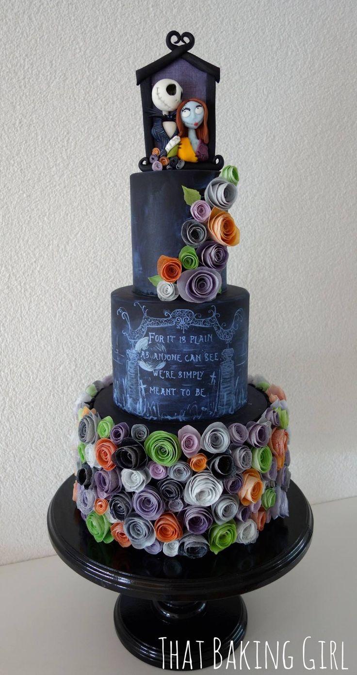 Best 25 Scary Cakes Ideas On Pinterest Scary Halloween
