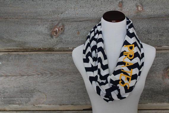 Team Spirit Chevron Infinity Scarf Custom by WellandFarDesigns, $20.00.  Received my Iowa State scarf today!!! awesome!
