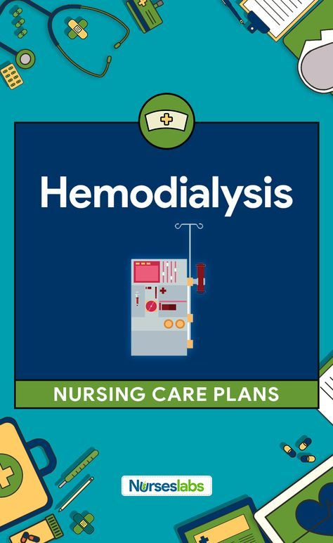 3 Hemodialysis Nursing Care Plans YUUKI Pinterest Nursing care - care plan
