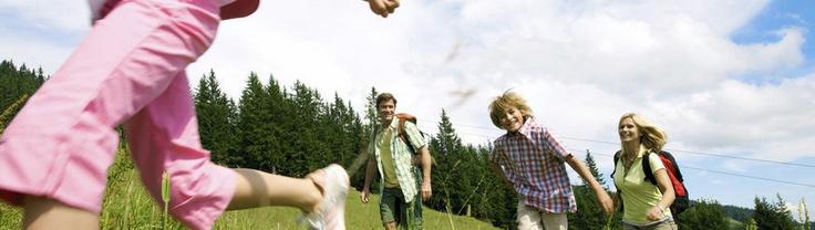 Sommer- & Familienurlaub im Saalbach Hinterglemm  http://www.hotel-sonne.at/familienurlaub-saalbach.de.htm