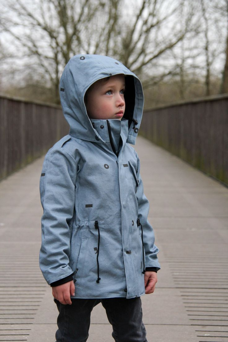 Lars parka by I Sew Blanche