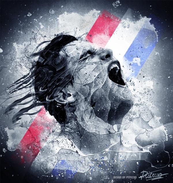 French athlete Florent Manaudou | byCaroline Blanchet
