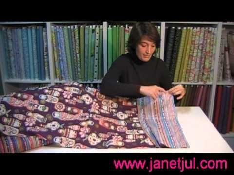 Nuevo video tutorial para realizar un cojín con telas. La manera mas fácil de redecorar tu casa!
