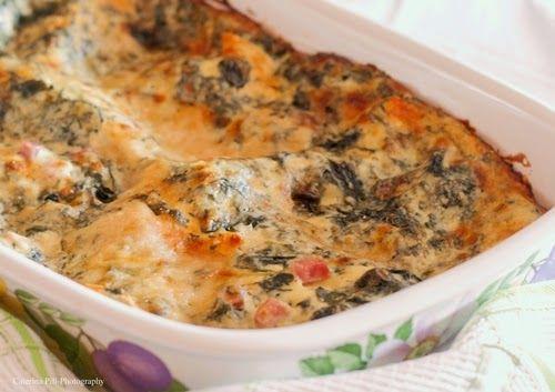 Lasagne alle verdure con besciamella light senza burro | Semplicemente Light