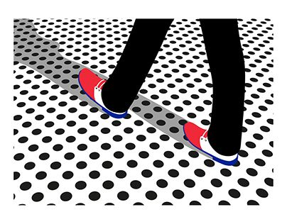 """Check out new work on my @Behance portfolio: """"French touch !"""" http://be.net/gallery/51563891/French-touch-"""