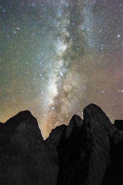 Queriendo ir muy pronto! Desierto de la Tatacoa, Huila Colombia . Estrellas y Via Lactea- Tatacoa desert, Huila. Stars and Milky Way.