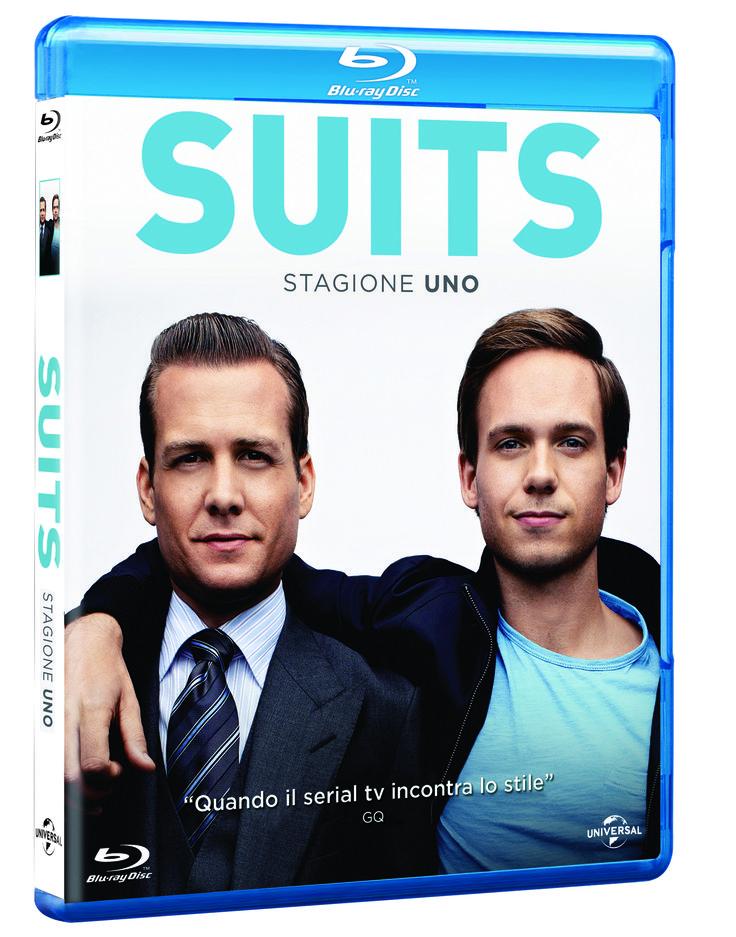 Suits - Stagione 1 - In Blu-ray dal 9 luglio