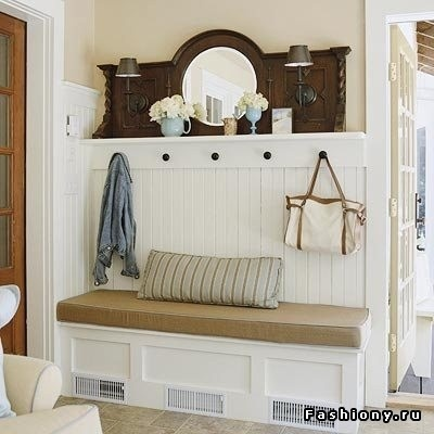 venting idea for built-in cabinets in kids playroom...
