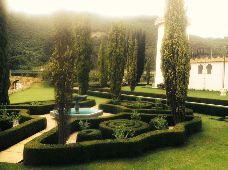 Parque Jaime duque Colombia