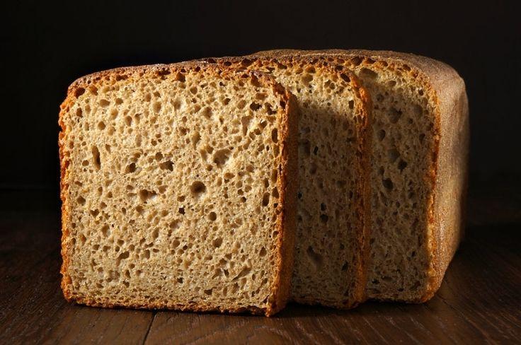 Хлеб Балтийский: великолепный вариант ежедневного серого хлеба на закваске!
