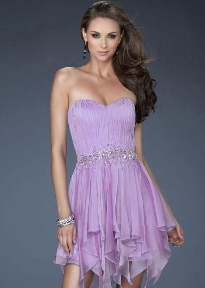 65 best Purple&Lavender Dresses images on Pinterest | Lavender ...