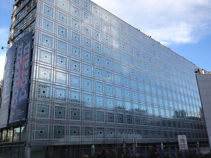 Institut du monde arabe - Parigi
