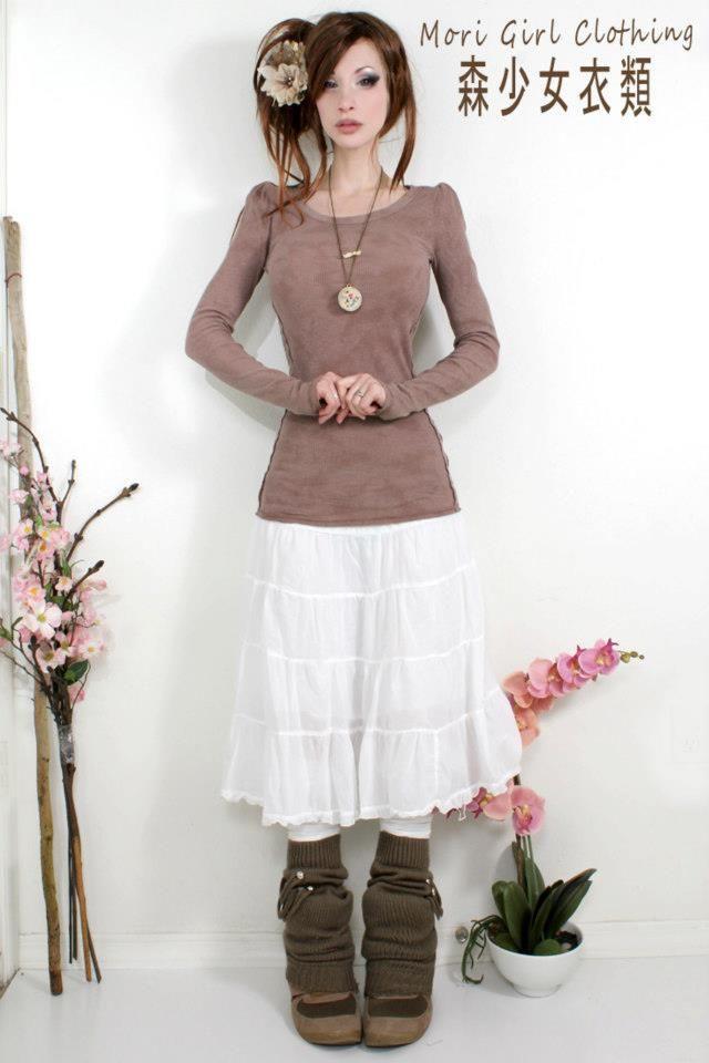 Mori #Kato for Mori Girl Clothing