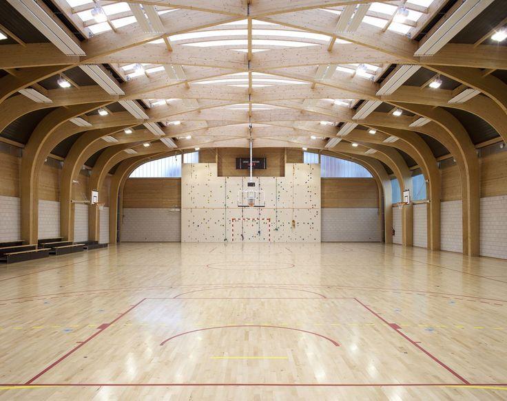 Gymnasium Régis Racine / Atelier d'Architecture Alexandre Dreyssé | Drancy, France