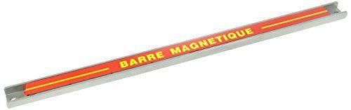 Cogex 62656 Barre magnétique murale: Barre magnétique murale (455 x 25 x 14 mm) Rangement pratique à portée de main de vos outils, mais…