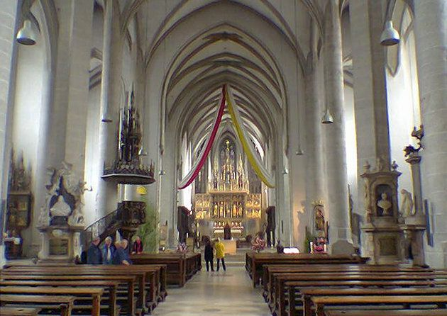 Eichstätt Cathedral