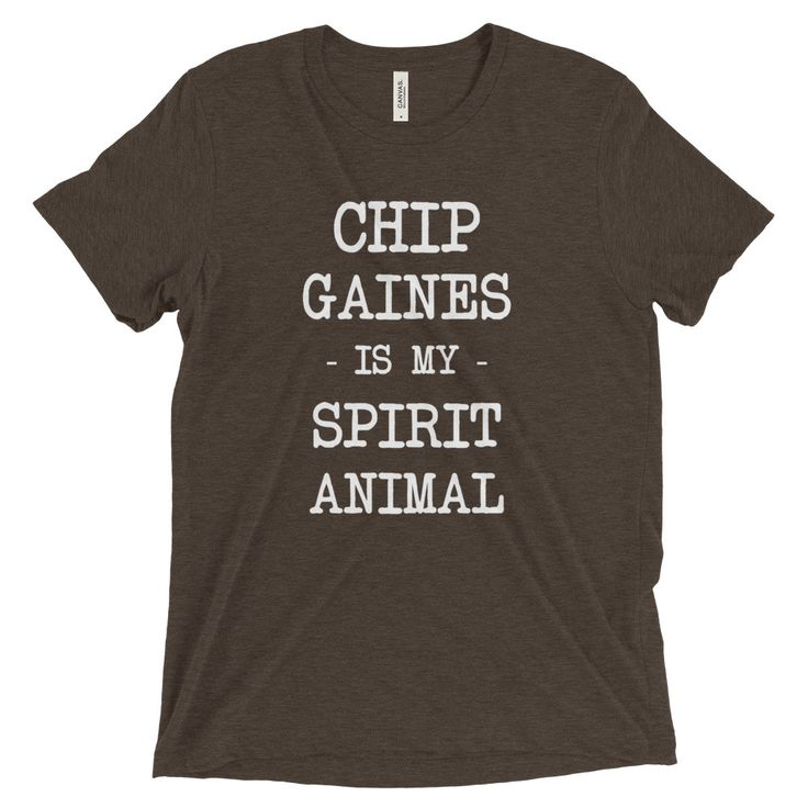 Chip Gaines is my Spirit Animal Short Sleeve T-Shirt