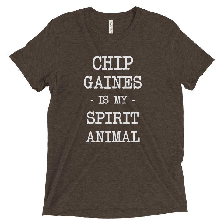 Chip Gaines is my Spirit Animal Short Sleeve T-Shirt