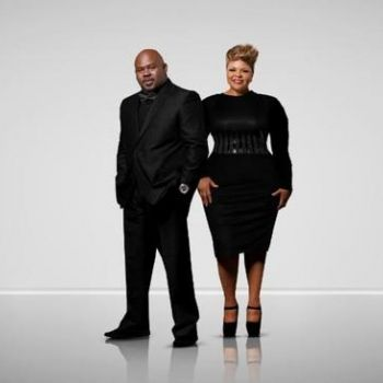 "David and Tamela Mann ""We've Been Faithful to God and He's Been Faithful To Us"""