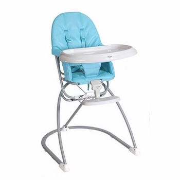 Perfect For Today`s Urban Lifestyle, The Chic Astro High Chair Simply Does  What