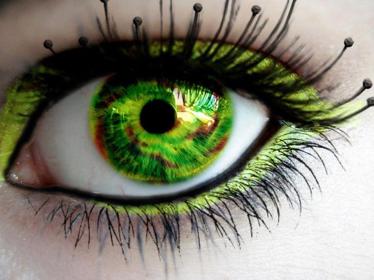 die besten 25 farbige kontaktlinsen ideen auf pinterest. Black Bedroom Furniture Sets. Home Design Ideas