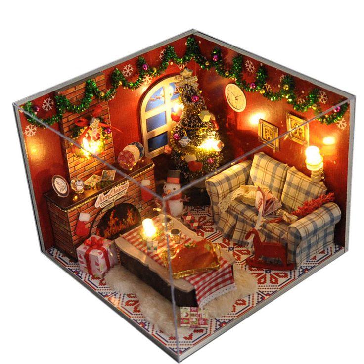 저렴한 크리스마스 선물 Diy 나무 인형 집 가구 & 빛 & 먼지 커버 미니어처 인형 Houe 3D 퍼즐 인형 집 장난감 선물, 구매 품질 인형 주택 직접 중국 공급 업체 : 크리스마스 선물 Diy 나무 인형 집 가구 & 빛 & 먼지 커버 미니어처 인형 Houe 3D 퍼즐 인형 집 장난감 선물