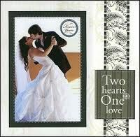 62 best Wedding Scrapbook Layouts and Projects images on Pinterest ...
