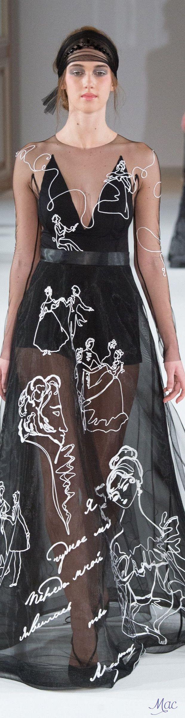 Spring 2016 Haute Couture Yanina