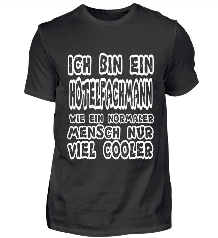 Cooler Hotelfachmann