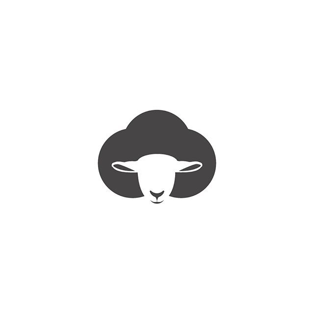 Sheep   #logo #logodesign #newlogo #graphicsesign #flatdesign #dribbble #behance #logoinspirations #logoroom #artwork #ロゴ #ロゴデザイン #brandingdesign #brandidentity #ブランディングデザイン #negativespace #negativespacelogo #sheep #羊 #logodesigner #logotype #icon