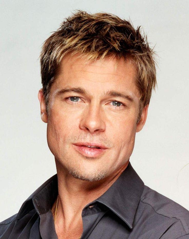 Brad Pitt | American Actor Brad-Pitt