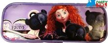 Brave Princess Merida Pencil Case Pencil Box - Purple