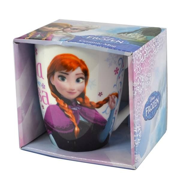 Flouda store | Κούπα με κουτί Frozen Anna – Elsa
