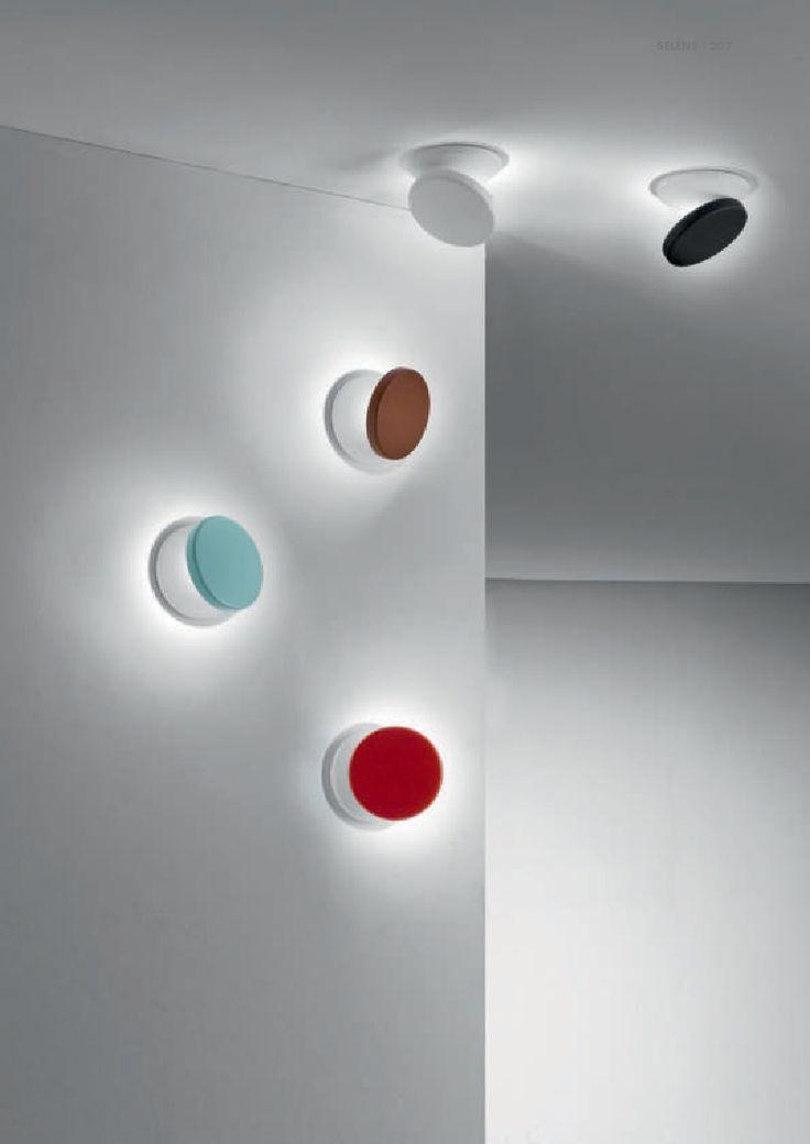 Selene Tan wall light#italstylelightingdesign#walllight#modern#madeinitaly#ledwalllight