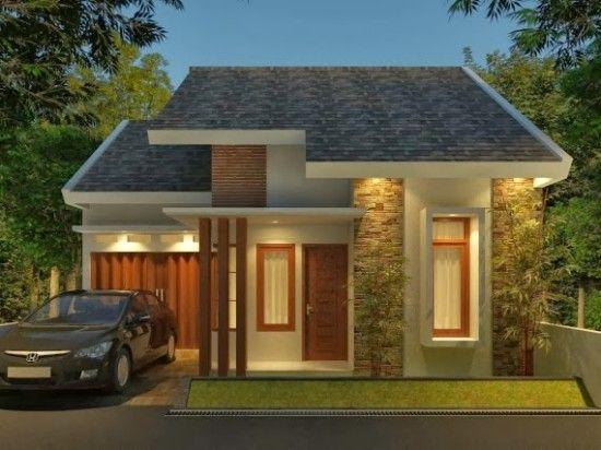Gambar Rumah Minimalis 1 Lantai nyaman (3)