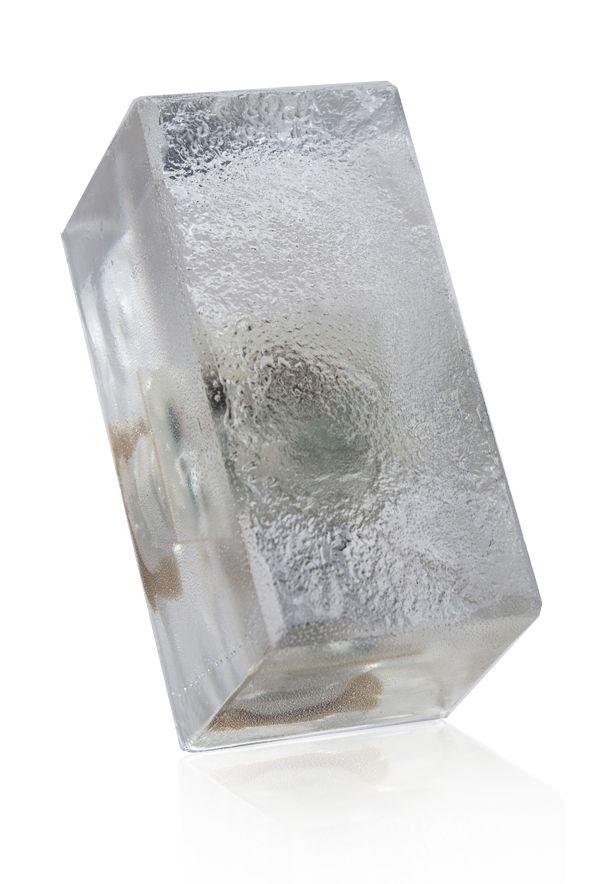 Led Qube GABI wyłączona transparentna