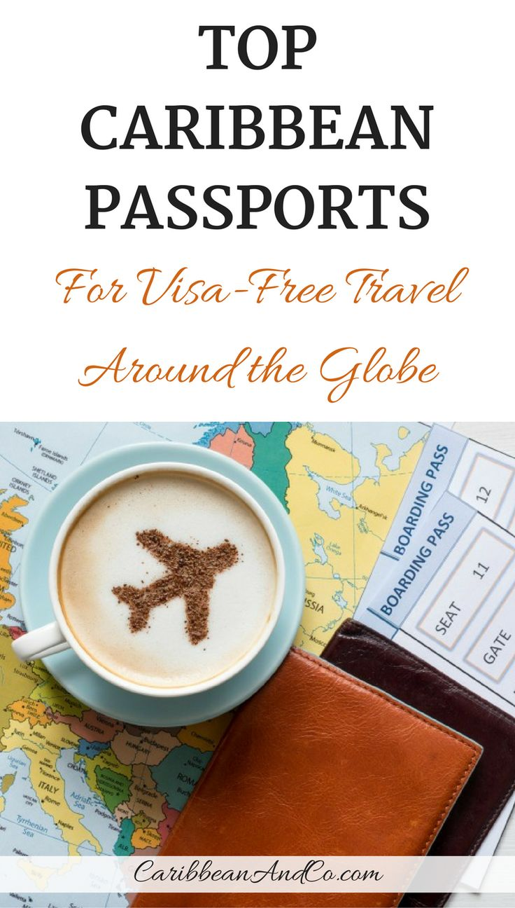 From the Henley & Partners Visa Restrictions Index, discover the top Caribbean passports for visa-free travel to 219 destination countries/territories around the globe.