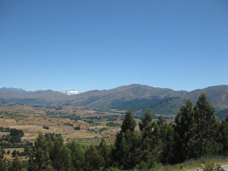 Crown Range