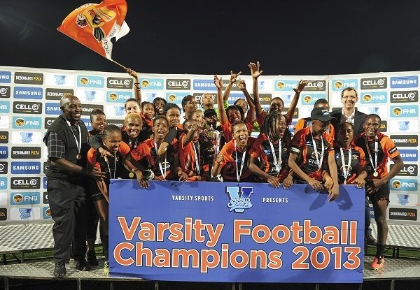 World Cup football fever continues at UJ . The #University of #Johannesburg is gearing up to host its first ever fixtures in the national Varsity Football tournament in the wake of the Fifa World Cup.The second edition of the nine-week tournament, which starts on July 21, will see the top eight footballing universities battle on grounds across the country. #Sports #Tournament #football #Soccer http://www.gauteng.net/blog/entry/world_cup_football_fever_continues_at_uj/