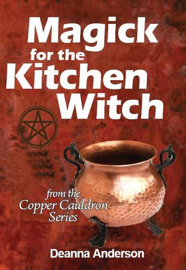 Kitchen Witchery - What is a Kitchen Witch?
