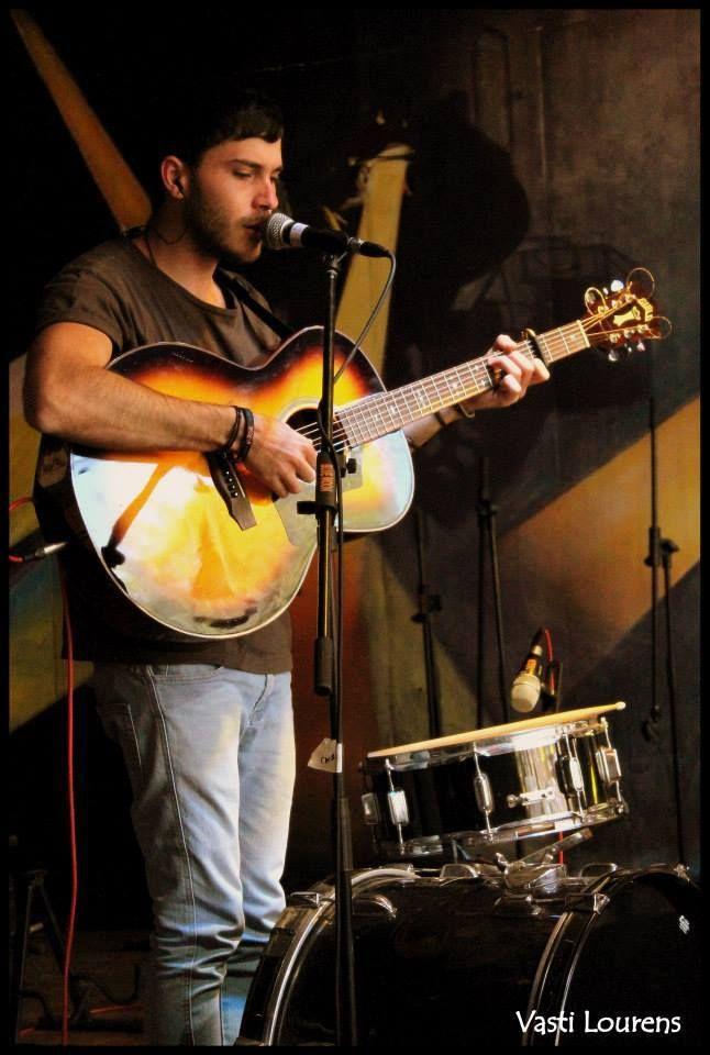 Matthew Mol - Performance at Blue moon Nelspruit
