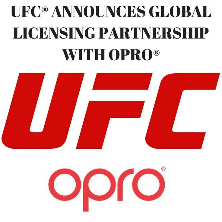 UFC ANNOUNCES GLOBAL LICENSING PARTNERSHIP WITH OPRO  Las Vegas  UFC  the worlds premier mixed martial arts organization today announced a new multi-year global licensing agreement with OPRO  the worlds largest manufacturer of mouthguards. The partnership which begins in 2018 and was negotiated by IMG grants the oral protection company the rights to produce UFC branded mouthguards and provide bespoke guards to UFC athletes. . OPRO has been a world-renowned manufacturer of mouthguards for…