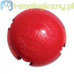 KONG Biscuit Ball - piłka na przysmaki dla psa Small