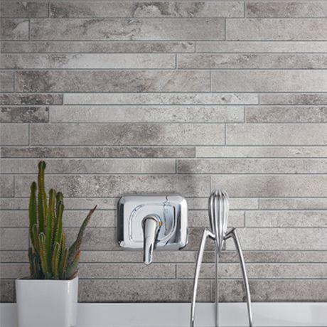 Oltre 25 fantastiche idee su piastrelle da cucina su - Piastrelle da parete pietra ...