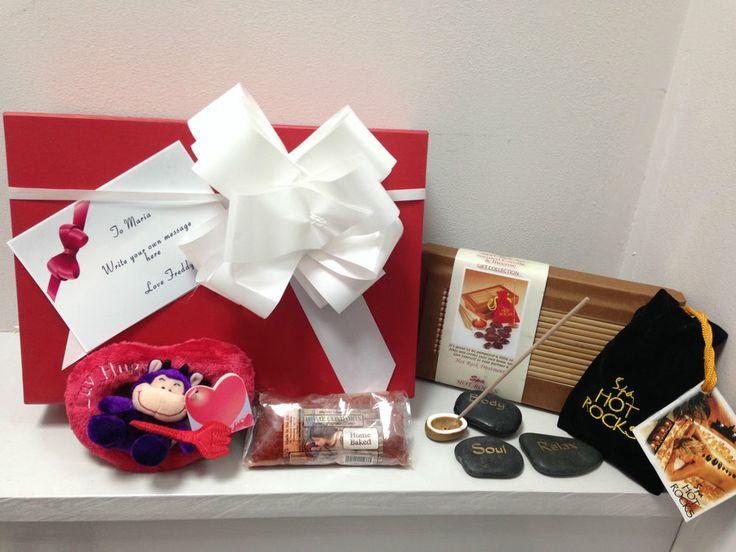 Womens Luxury Valentines/Birhday Gift Hampers/Massage/Spa Hot Rocks/Boxed Gifts