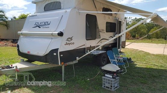 2014 Jayco Journey Outback